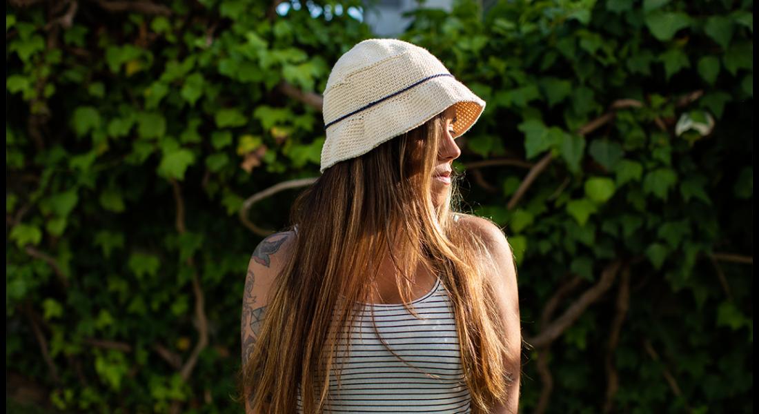 Trendy gehaakte bucket hat! Het perfecte DIY zomerproject