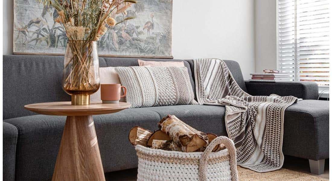 Zu Hause mit Corona Blues? Diese Nordischen Häkedesigns helfen Ihnen zu entspannen!
