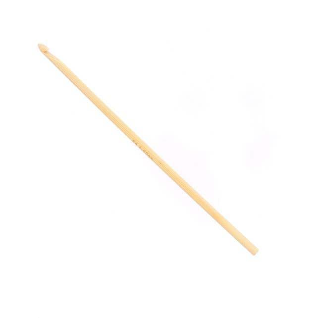 Shirotake bamboo crochet hook 4 mm (US G/6) – 15 cm