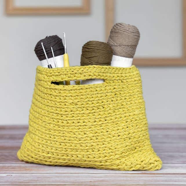 DIY Free Crochet Pattern Bag Ventimiglia