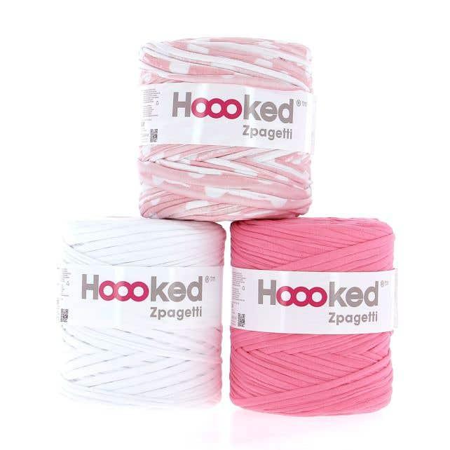Zpagetti Inspiration Kit Flamingo Pink