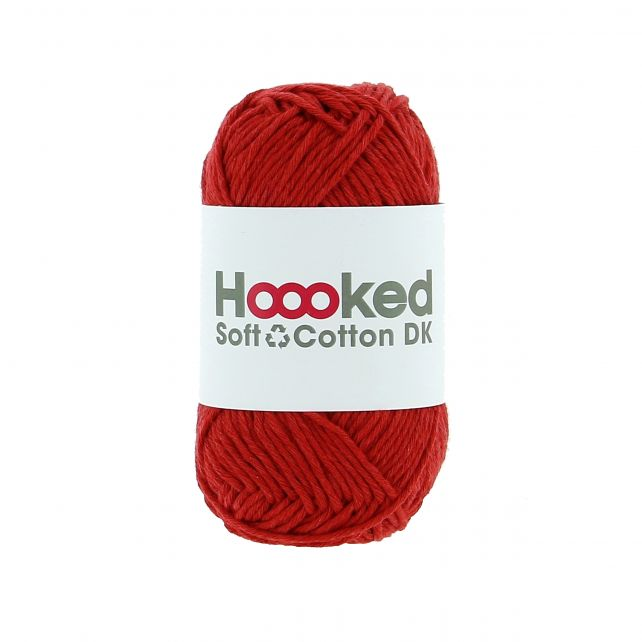Soft Cotton DK Naples Red