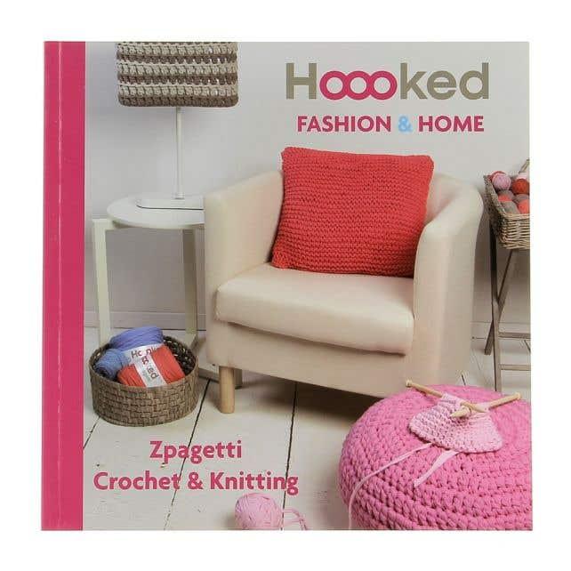 Hoooked Crochet Book Fashion & Home (English)