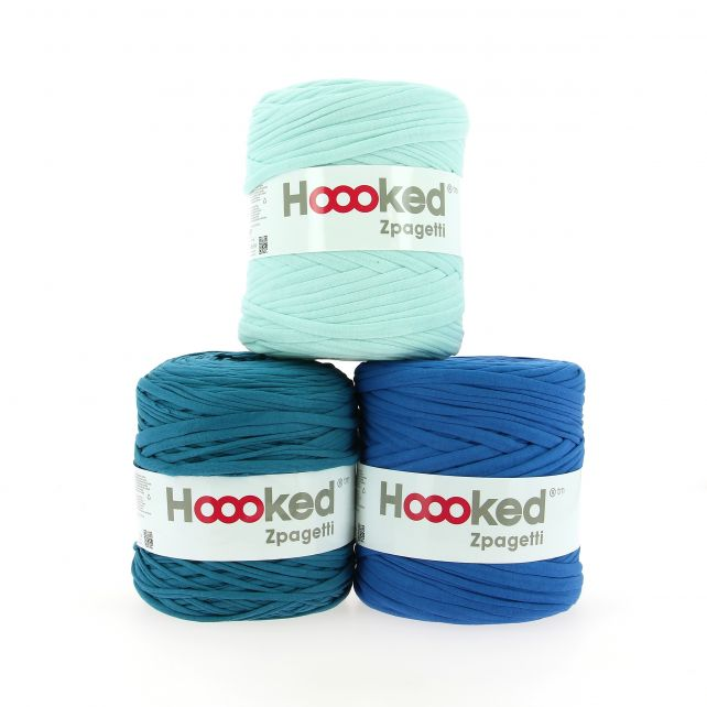 Zpagetti Inspiration Kit Barbados Blue
