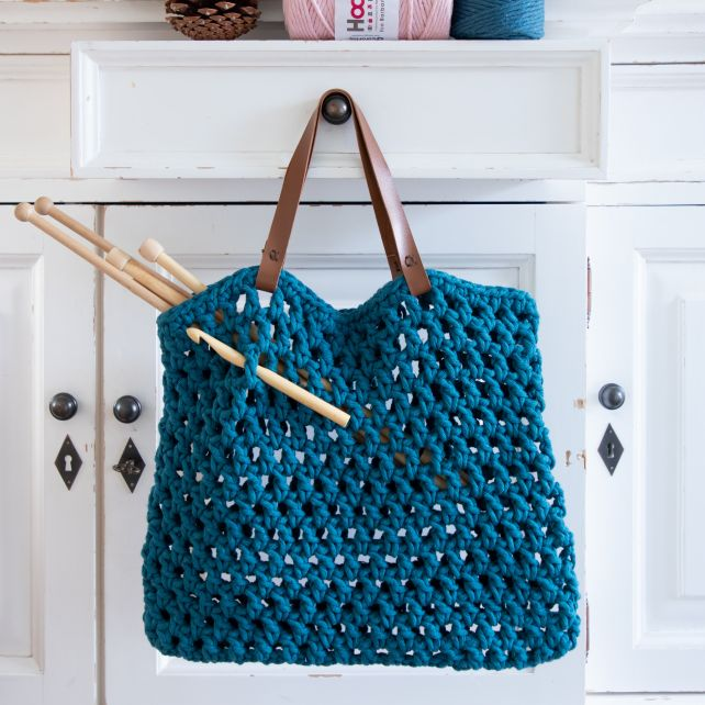 DIY Crochet Pattern All-Day Bag Tiago