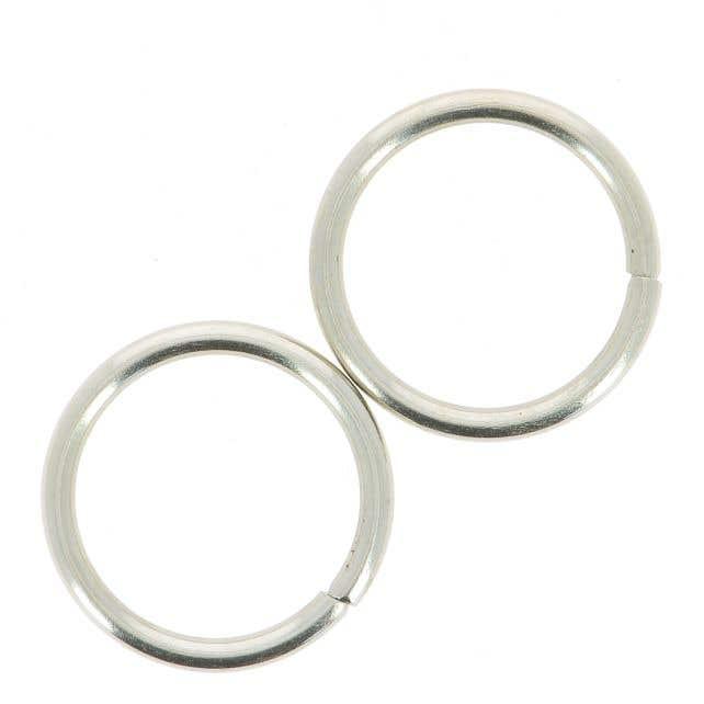 O-Rings Macramé set 2 Pieces