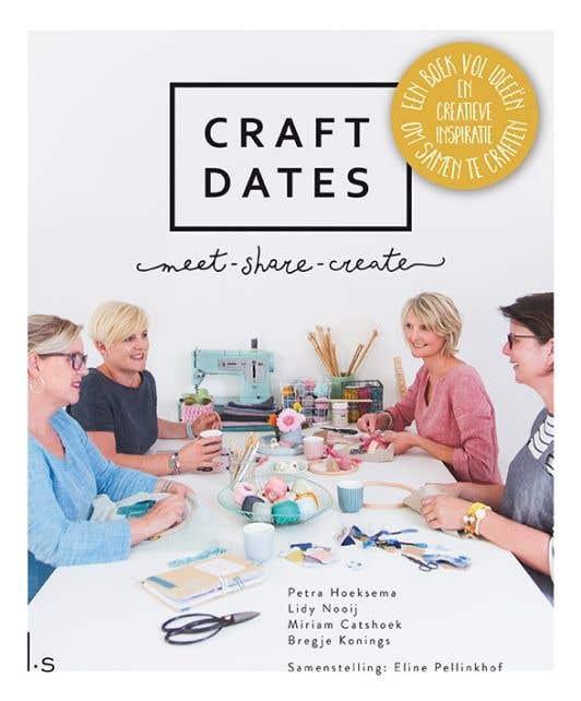 Craft Dates, meet-share-create!