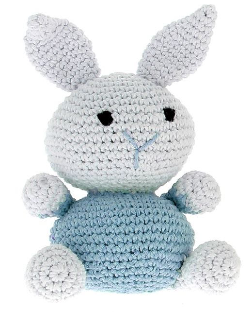 DIY Crochet Kit Bunny Eco Barbante Provence
