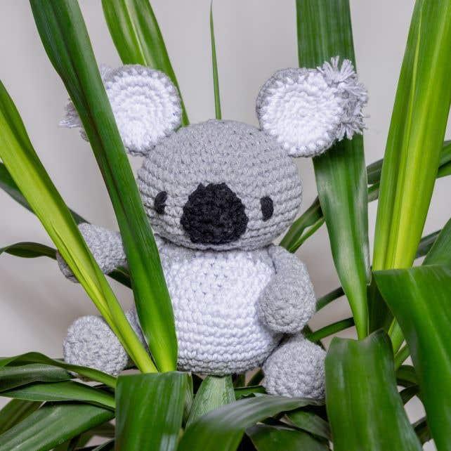 DIY Haakpatroon Koala Sydney