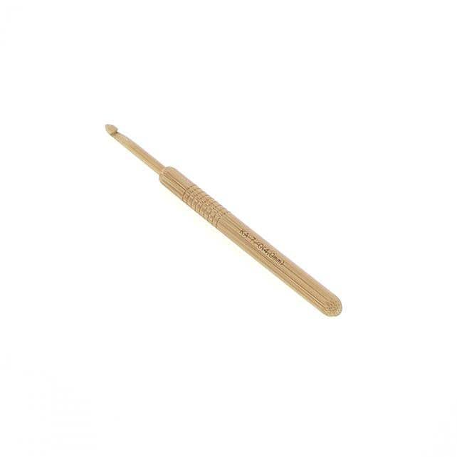 Koshitsu Ergonomische Häkelnadel 4 mm aus Bambus