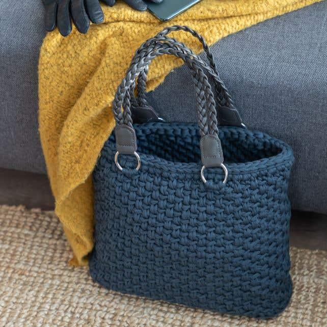 DIY Crochet Kit Bag Copenhagen