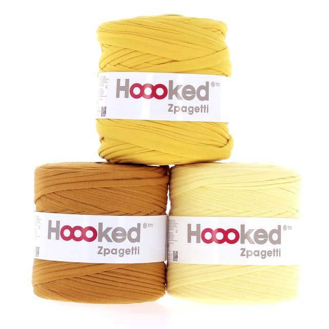 Zpagetti Inspiration Kit Sunrise Yellow