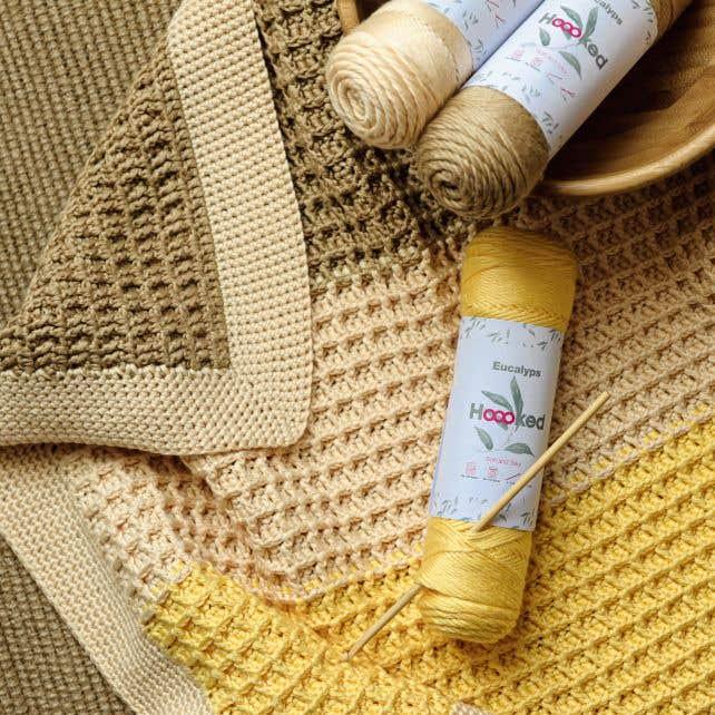 DIY Free Crochet Pattern Baby Blanket Melbourne