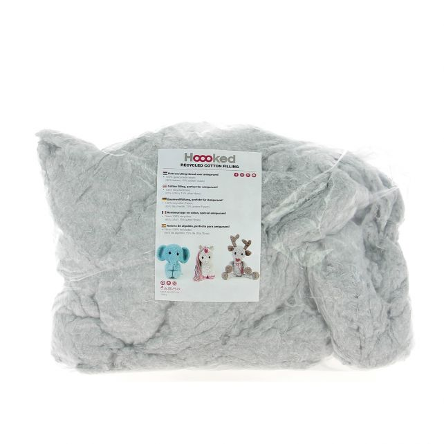 100% Recycled Fluffy Cotton Filling - Cloud - 1KG