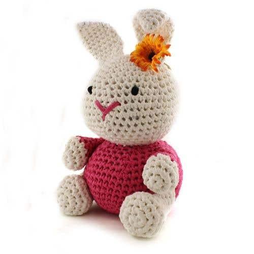 DIY Häkelmuster Bunny Rabbit