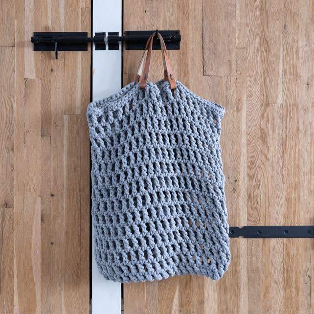 DIY Crochet Kit Tiago Bag Gris