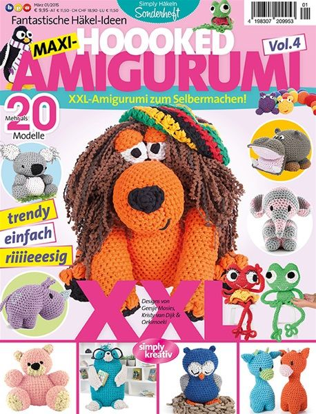 Hoooked German Magazine Deel 2