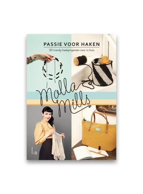 Molla Mills Crochet Book - Dutch Translation