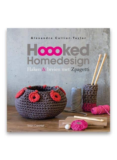 Hoooked Haakboek Homedesign