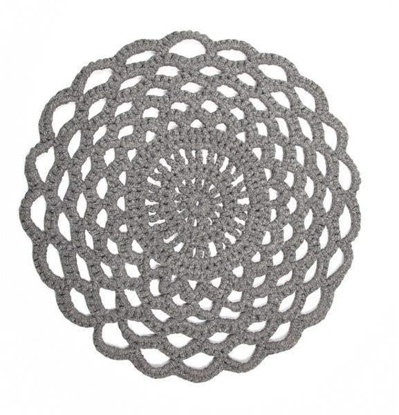 DIY Free Crochet Pattern Rug Zpagetti