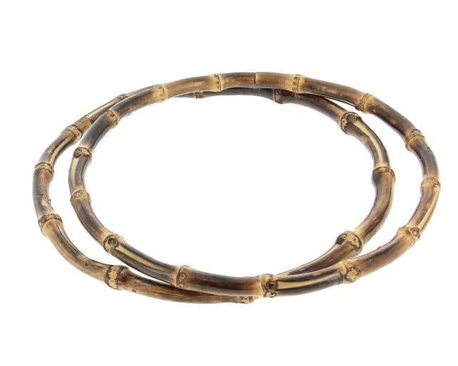 Bamboo Ring Handle XL Dark
