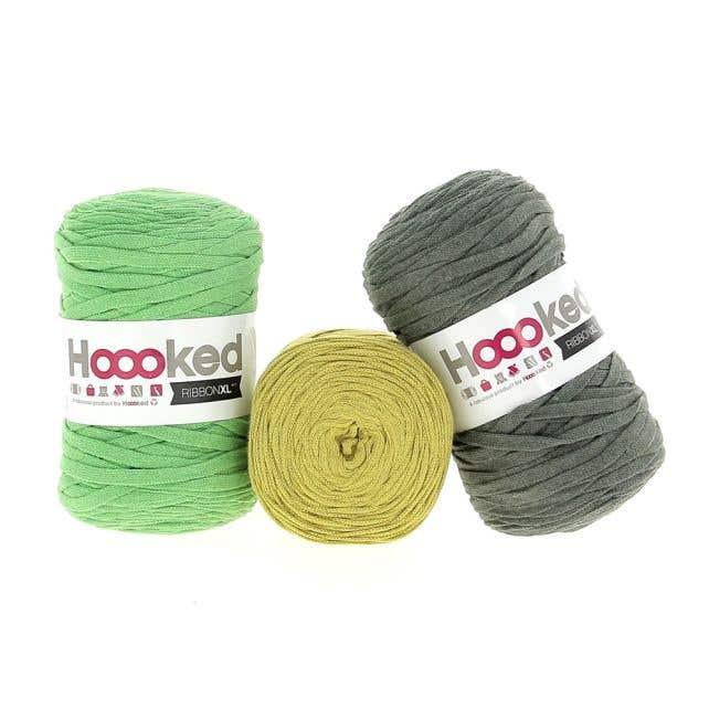 """RibbonXL """"Herborium Green"""" Bundle per 3"""