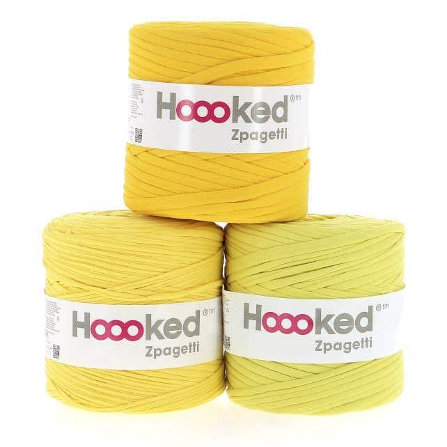 Zpagetti Inspiration Kit Safety Yellow