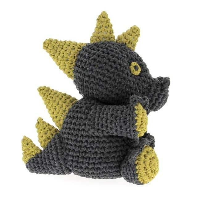 DIY Crochet Pattern RibbonXL Maxigurumi Danny the Dragon