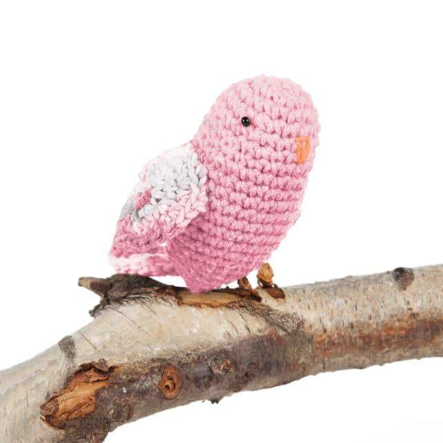 DIY Haakpakket Love Bird Rico Blossom