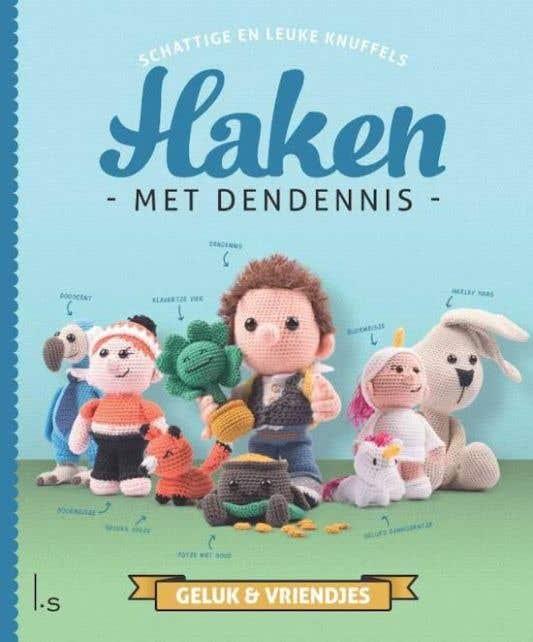 Dutch Crochet Book Amigurumi Dendennis
