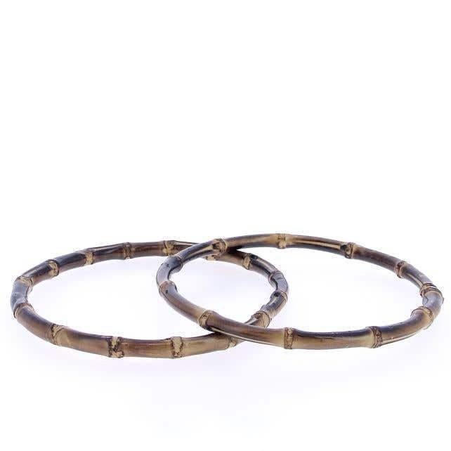 Bamboe Ring Handvat M Dark