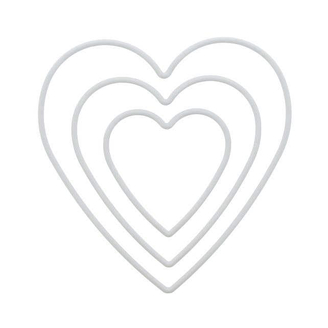 Dream Catcher Heart Macramé Recycled PET
