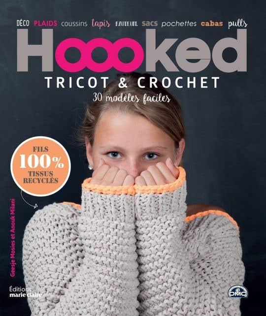 Hoooked Häkelbuch Französisch Tricot & Crochet (FR)