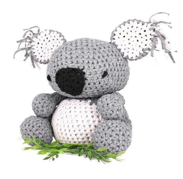 Crochet Pattern Koala Bear Sidney