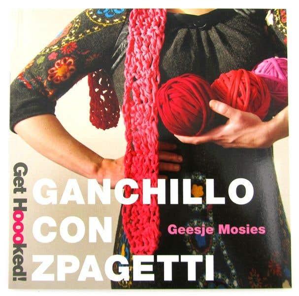 Spaans Haakboek Ganchillo con Zpagetti
