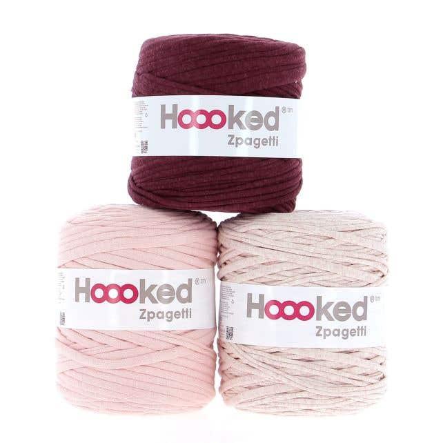 Zpagetti Inspiration Kit Marsala Blush Pink