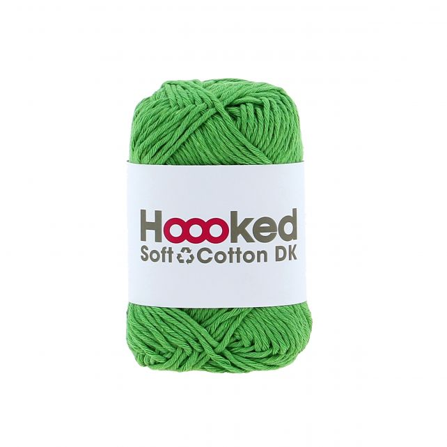 Soft Cotton DK Singapore Green