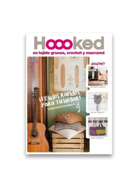 Hoooked Spanish E- Magazine Crochet, Macramé & Knitting