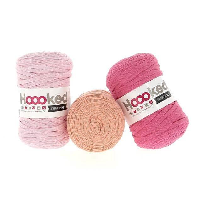 "RibbonXL ""Think Pink"" Bundle per 3"