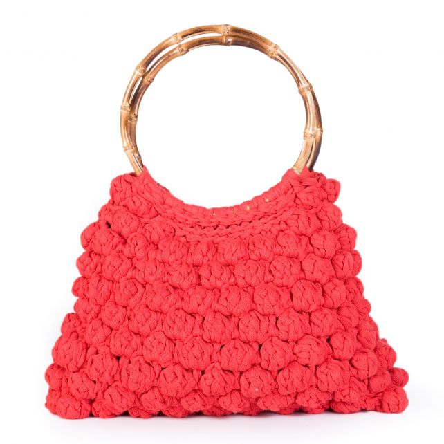 DIY Free Crochet Pattern Bag Stromboli