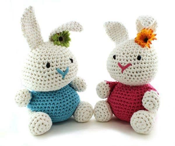 DIY Haakpatroon Bunny Rabbit