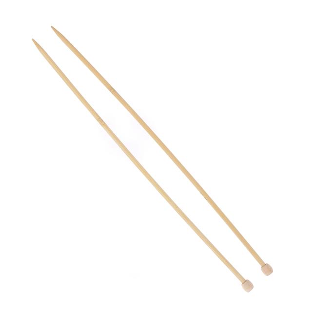 Bamboo Knitting Needles 6 mm