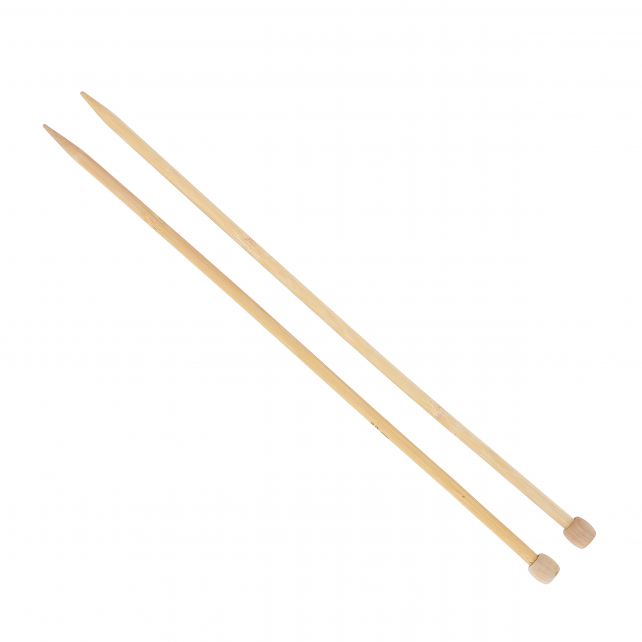 Bamboo Knitting Needles 8 mm