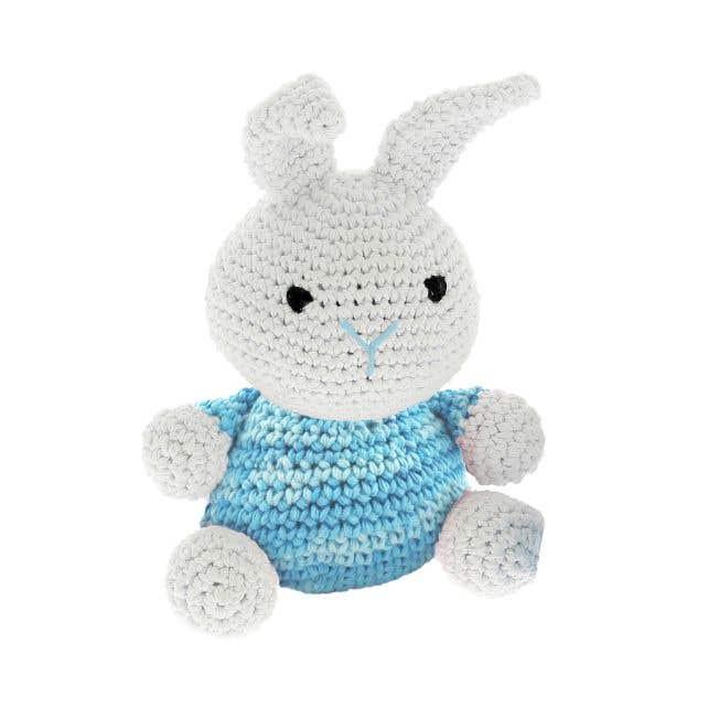 DIY Haakpatroon Bunny Rabbit Eco Barbante