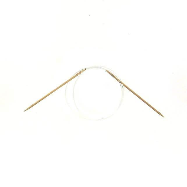 Shirotake Circular Knitting Needles Bamboo 3 mm – 80 cm