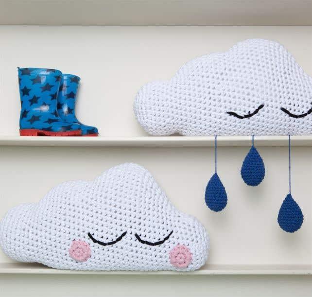 """DIY Crochet Pattern """"Dream Cloud"""""""