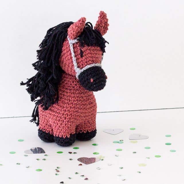 DIY Haakpakket Pony Sienna