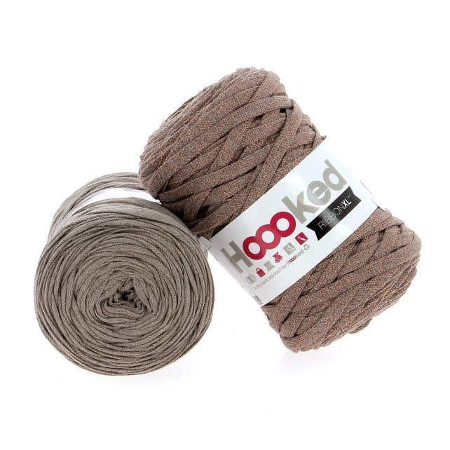 "Ribbonxl ""Copper & Taupe"" Bundle per 2"