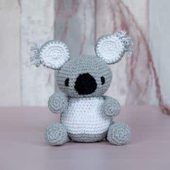 DIY Crochet Kit Koala Sydney