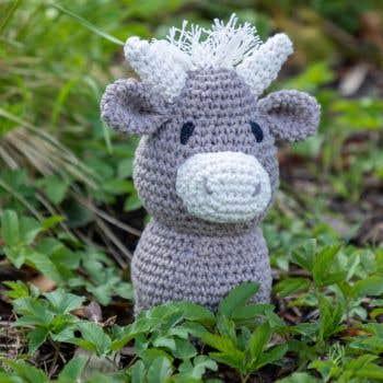 DIY Crochet Kit Ox Oscar